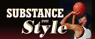 Substance Over Style, by Phil Ware