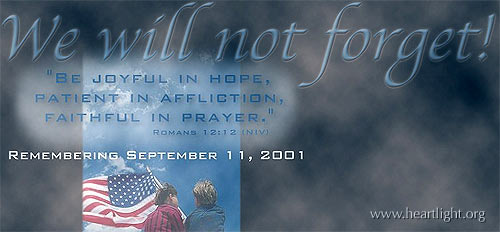 Quot We Will Not Forget Quot Heartlight 174